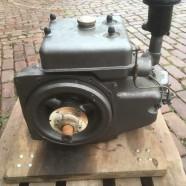 Verkocht!!! Goedlopende en startende Farymann A22 dieselmotor 1 cilinder 10,5pk